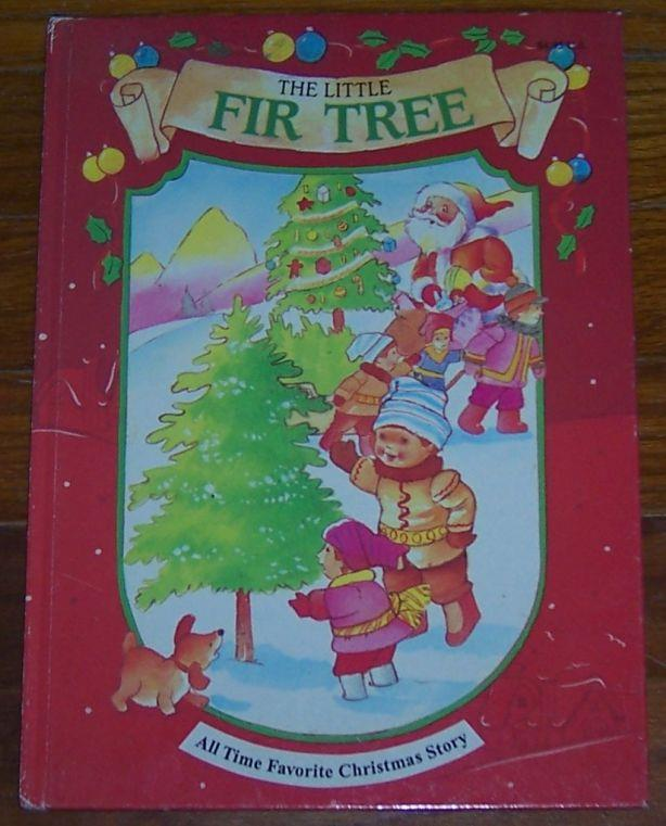 LITTLE FIR TREE, McKie, Anne Retold by