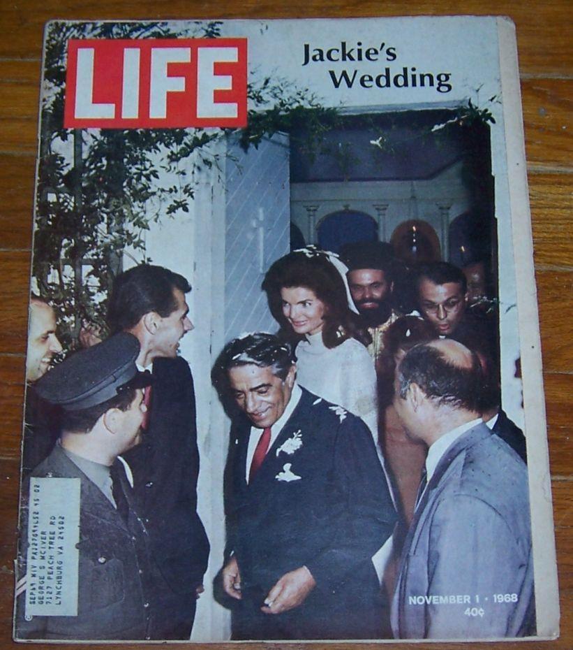 LIFE MAGAZINE NOVEMBER 1, 1968, Life Magazine