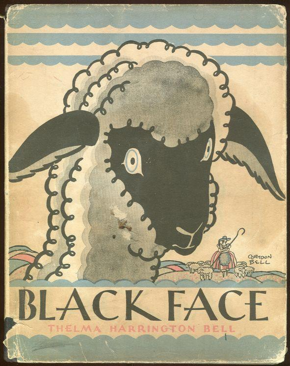 BLACK FACE, Bell, Thelma Harrington