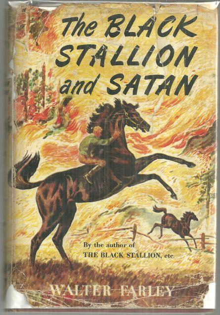 BLACK STALLION AND SATAN, Farley, Walter