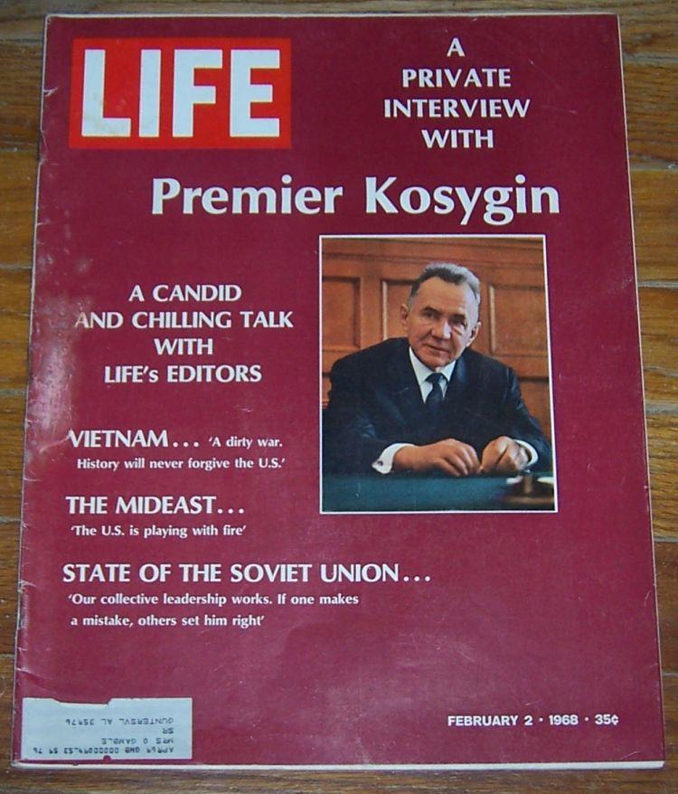LIFE MAGAZINE FEBRUARY 2, 1968, Life Magazine