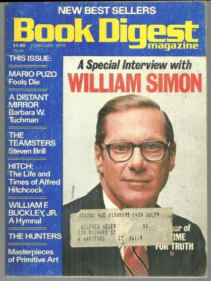 BOOK DIGEST MAGAZINE FEBRUARY 1979, Book Digest