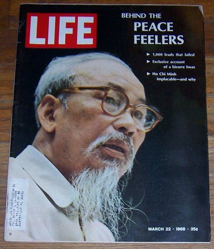 LIFE MAGAZINE MARCH 22, 1968, Life Magazine