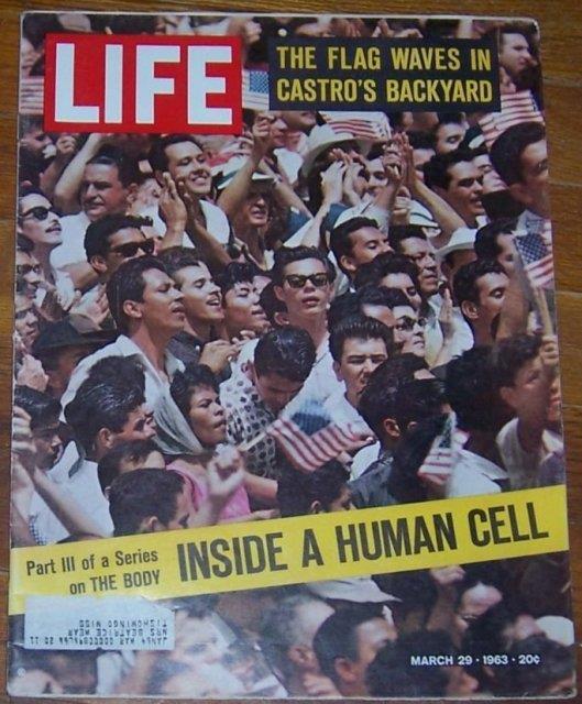LIFE MAGAZINE MARCH 29, 1963, Life Magazine