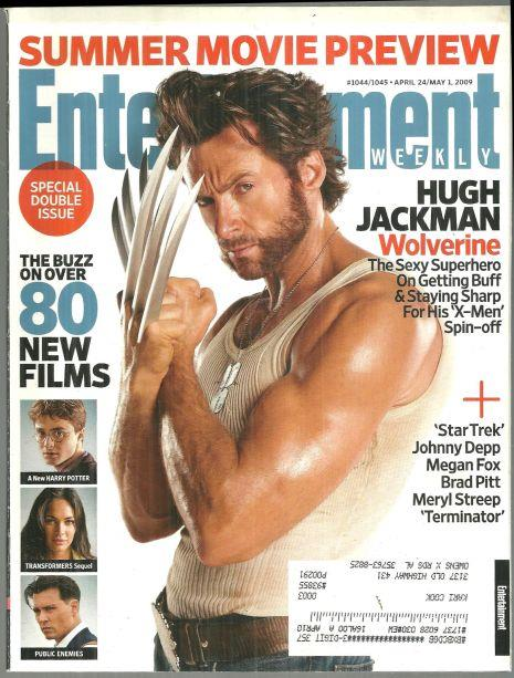 Image for ENTERTAINMENT WEEKLY MAGAZINE APRIL 24/MAY 1, 2009 Special Double Issue