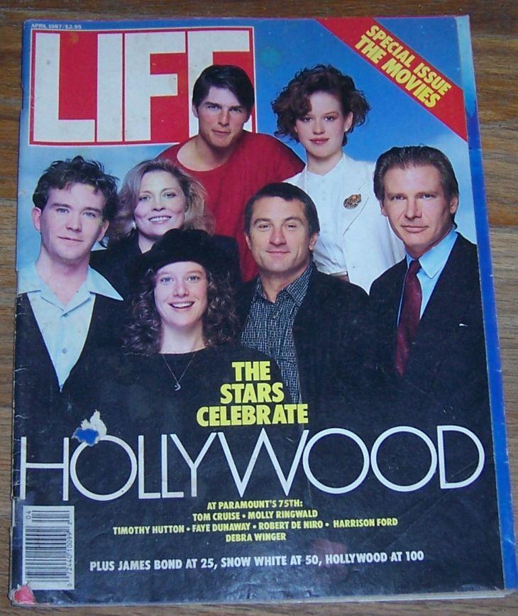 LIFE MAGAZINE APRIL 1987, Life Magazine