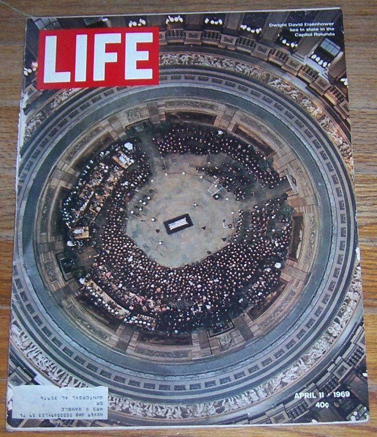 LIFE MAGAZINE APRIL 11, 1969, Life Magazine