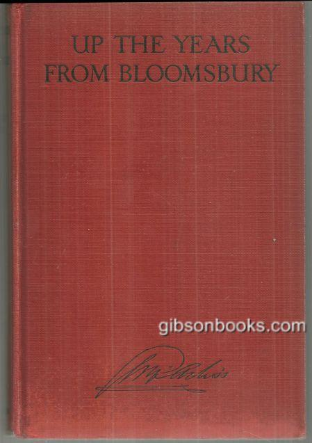 Image for UP THE YEARS FROM BLOOMSBURY