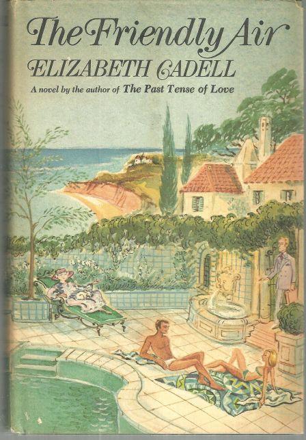 FRIENDLY AIR, Cadell, Elizabeth