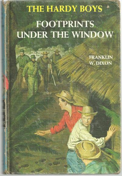 DIXON, FRANKLIN - Footprints Under the Window