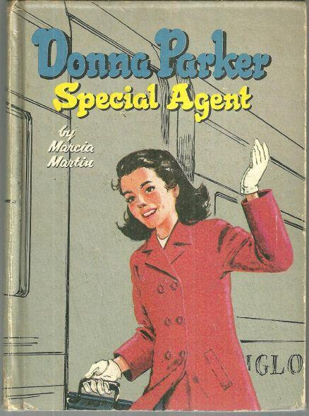 DONNA PARKER SPECIAL AGENT, Martin, Marcia