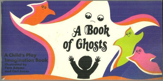 Image for BOOK OF GHOSTS