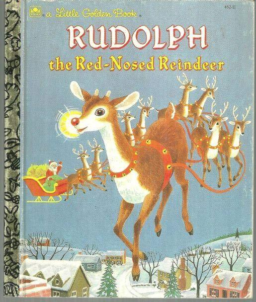 Image for RUDOLPH THE RED NOSED REINDEER