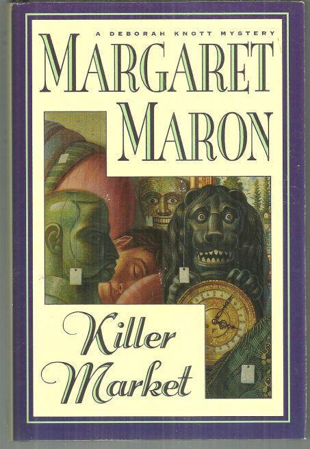KILLER MARKET A Deborah Knott Mystery, Maron, Margaret