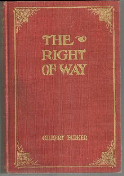 RIGHT OF WAY, Parker, Gilbert