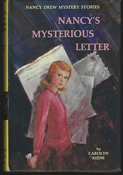 NANCY'S MYSTERIOUS LETTER, Keene, Carolyn