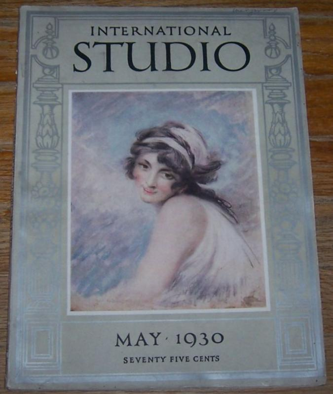 Image for INTERNATIONAL STUDIO MAGAZINE FOR COLLECTORS AND CONNOISSEURS MAY 1930