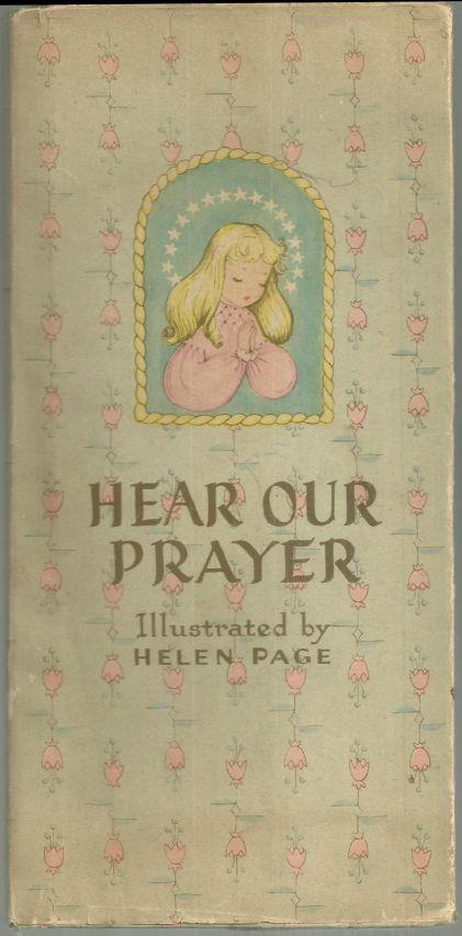 HEAR OUR PRAYER, Stearns, Sharon