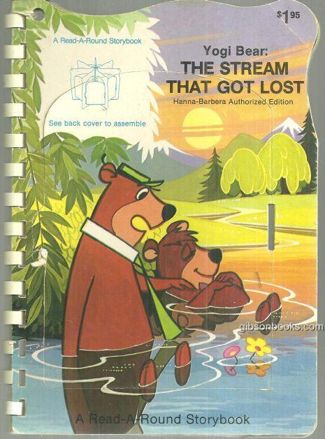 YOGI BEAR THE STREAM THAT GOT LOST, Elias, Horace