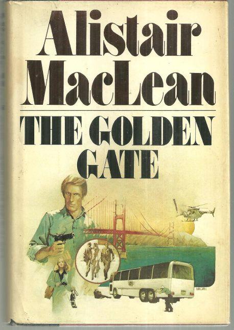 GOLDEN GATE, MacLean, Alistair