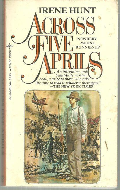 ACROSS FIVE APRILS, Hunt, Irene