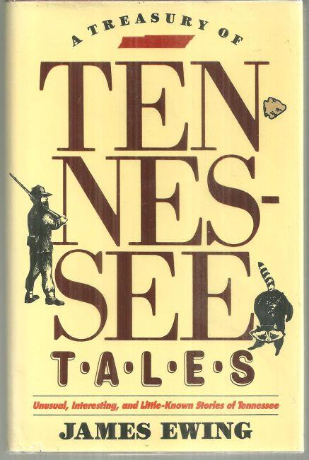 Image for TREASURY OF TENNESSEE TALES