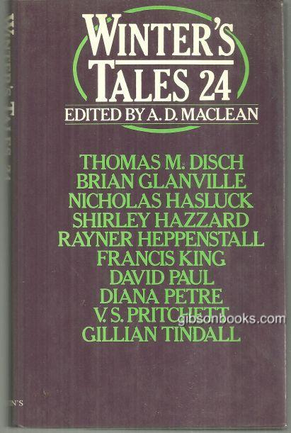 WINTER'S TALES 24, MacLean, A. D. editor