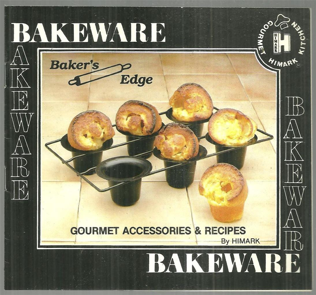 BAKEWARE GOURMET ACCESSORIES AND RECIPES, Himark