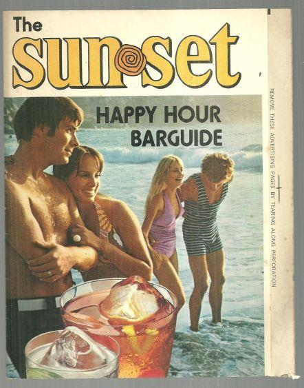 SUNSET HAPPY HOUR BAR GUIDE, Southern Comfort