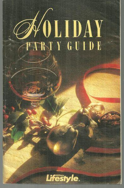 HOLIDAY PARTY GUIDE Military Lifestyle, Deck, Barbara