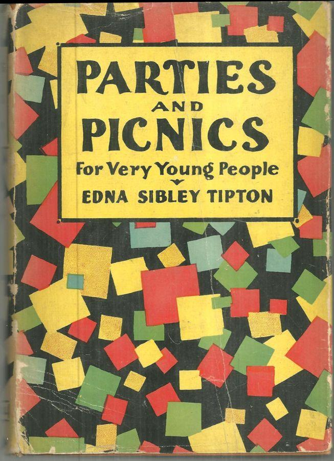 Image for PARTIES AND PICNICS FOR VERY YOUNG PEOPLE