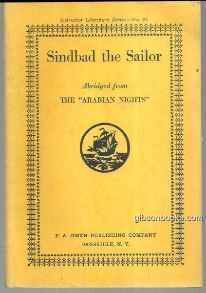 SINBAD THE SAILOR, Arabian Nights