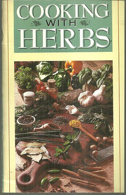 COOKING WITH MY FAVORITE HERBS, Rutherford, Violet