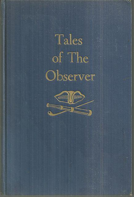 TALES OF THE OBSERVER, Edwards, Richard
