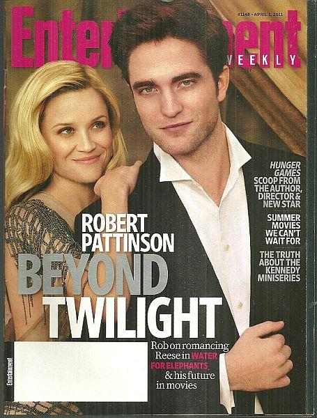 ENTERTAINMENT WEEKLY MAGAZINE APRIL 1, 2011, Entertainment Weekly