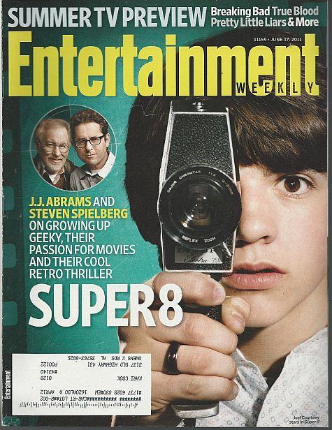 ENTERTAINMENT WEEKLY MAGAZINE JUNE 17, 2011, Entertainment Weekly