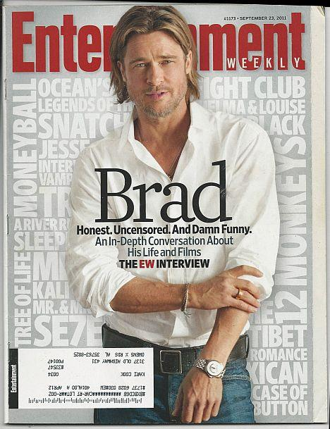 ENTERTAINMENT WEEKLY MAGAZINE SEPTEMBER 23, 2011, Entertainment Weekly