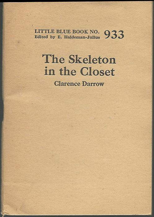 SKELETON IN THE CLOSET, Darrow, Clarence