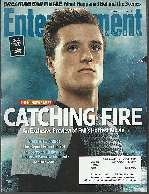 ENTERTAINMENT WEEKLY MAGAZINE OCTOBER 11, 2013, Entertainment Weekly