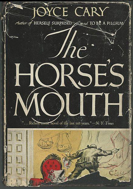 HORSE'S MOUTH, Cary, Joyce