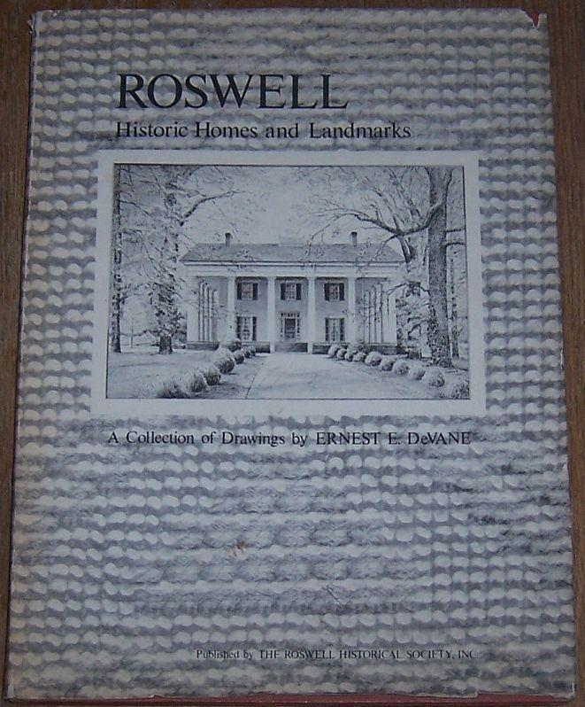 ROSWELL Historic Homes and Landmarks, Martin, Clarece
