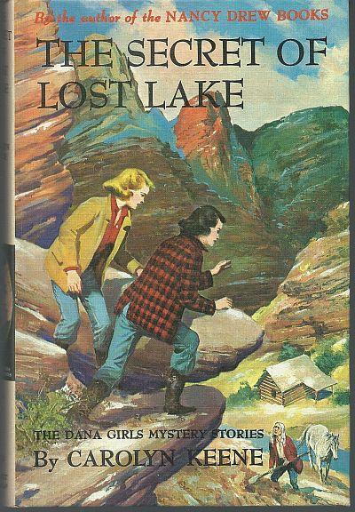 SECRET OF LOST LAKE, Keene, Carolyn