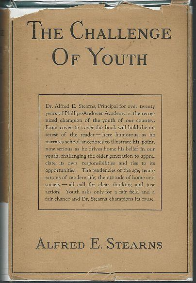 CHALLENGE OF YOUTH, Stearns, Alfred