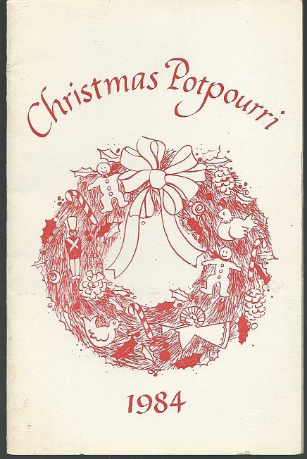 CHRISTMAS POTPOURRI 1984, Signal Mountain Junior High
