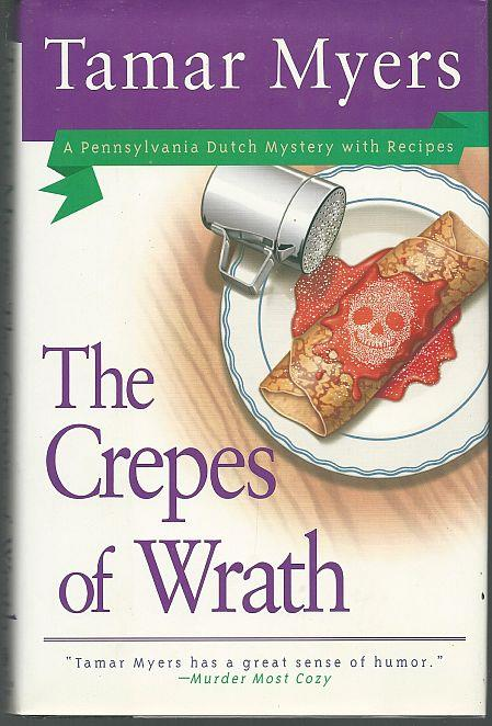 CREPES OF WRATH, Myers, Tamar