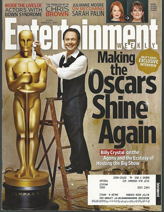 ENTERTAINMENT WEEKLY MAGAZINE MARCH 2, 2012, Entertainment Weekly