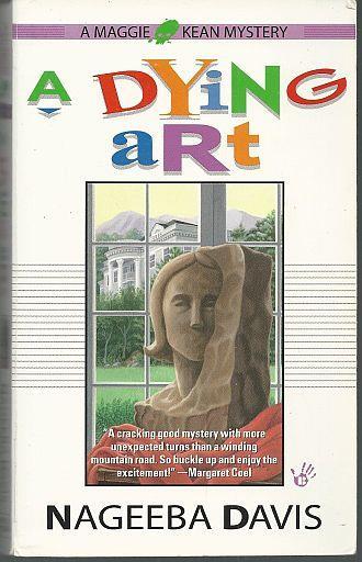 DYING ART, Davis, Nageeba