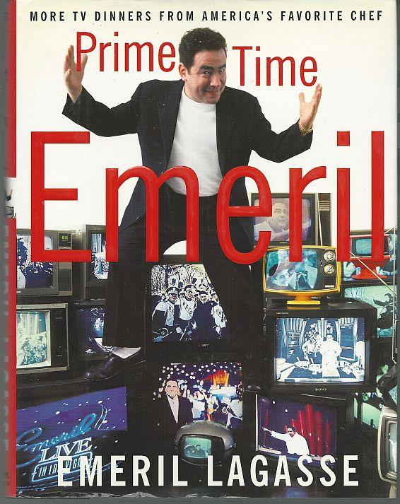 Image for PRIME TIME EMERIL More TV Dinners from America's Favorite Chef