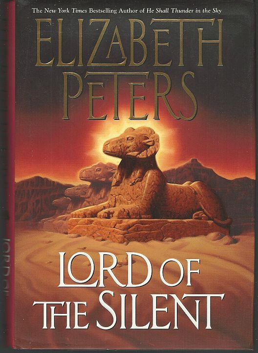 Image for LORD OF THE SILENT