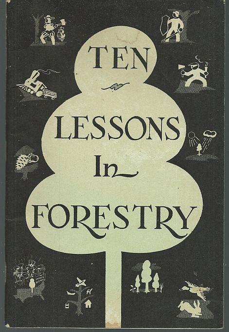 Image for TEN LESSONS IN FORESTRY